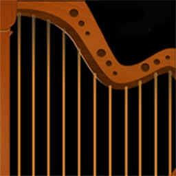 Harp with Arabic quarter tunes
