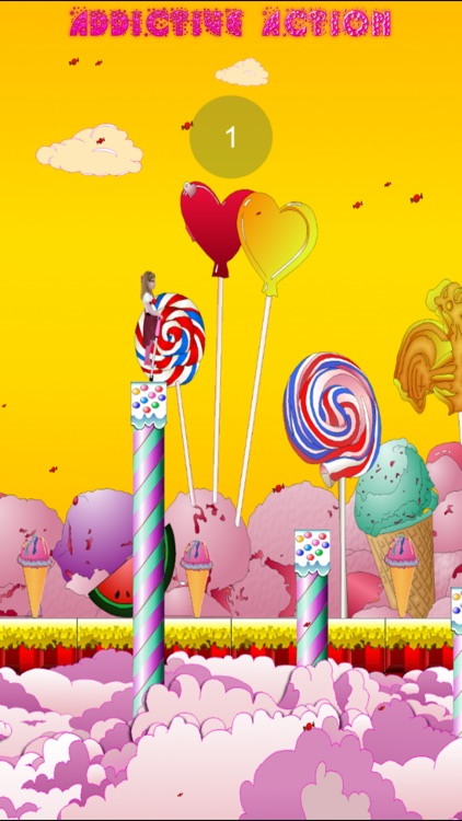 Nea's Pogo Jump Challenge in Magical Sugar Land screenshot-4