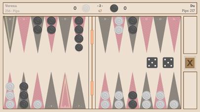 点击获取Backgammon Multiplayer