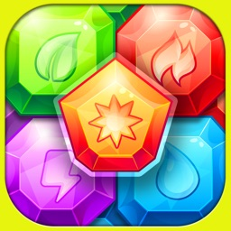 A Gemstone Merge Connecting Opals, Emeralds and Gems To Score Big!