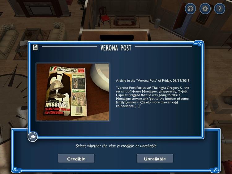 The Detective: Verona screenshot-4