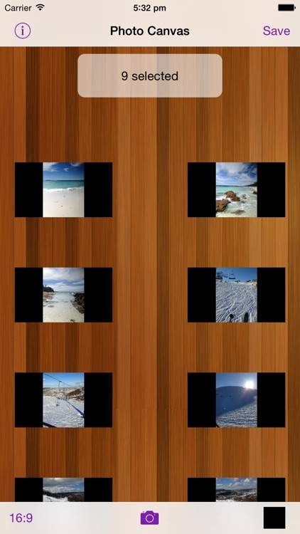 Photo Canvas Size Increaser