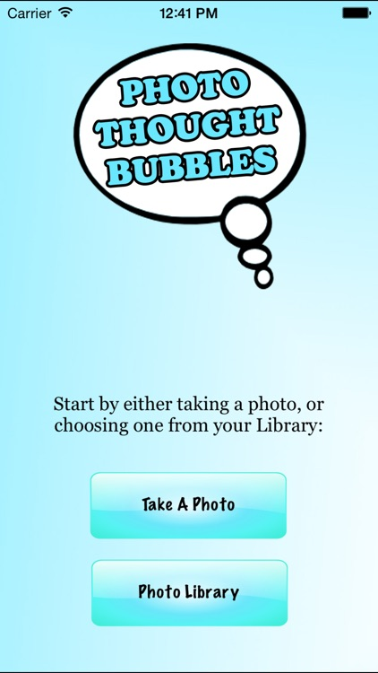 Photo Thought Bubbles - Add Thought and Speech Bubbles to Your Pics screenshot-4
