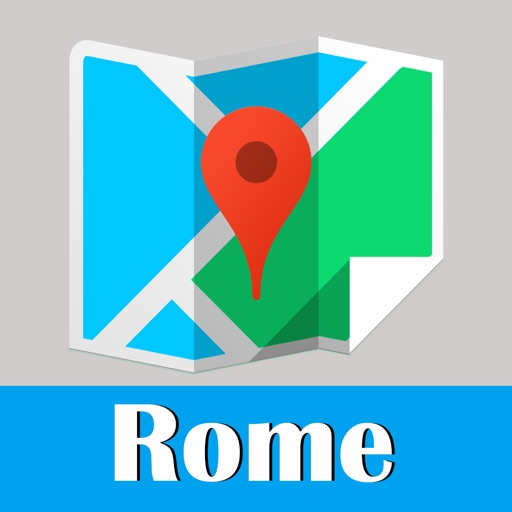 Rome travel guide and offline city map, BeetleTrip metro subway trip route planner advisor