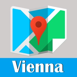 Vienna travel guide and offline city map, BeetleTrip u-bahn metro subway trip route planner advisor