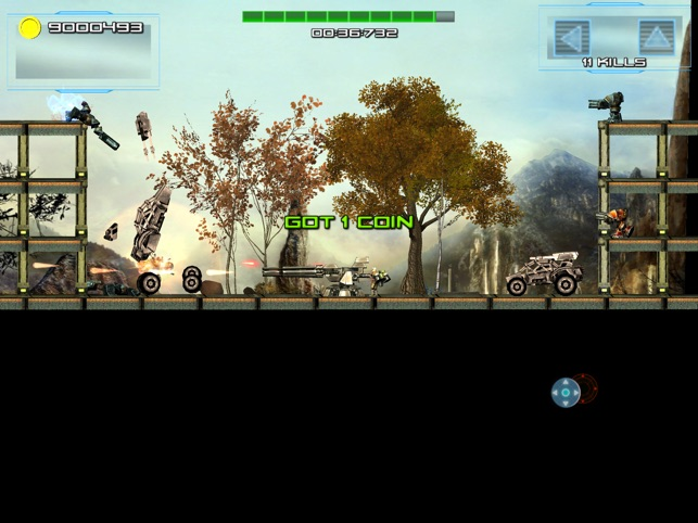 Galaxy Star Free Style Side Scroller Shooter