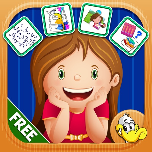 Activity Bundle for Kids Free : Learning Game for Toddlers