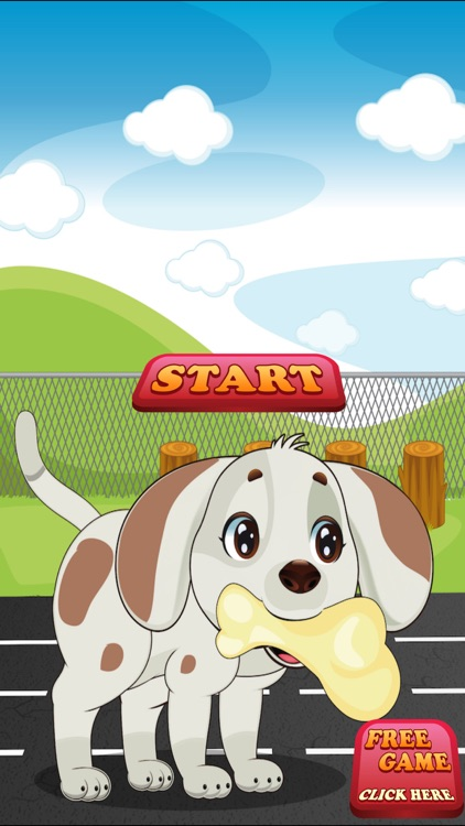 A Petshop Puppy Story FREE - Road Cross Escape