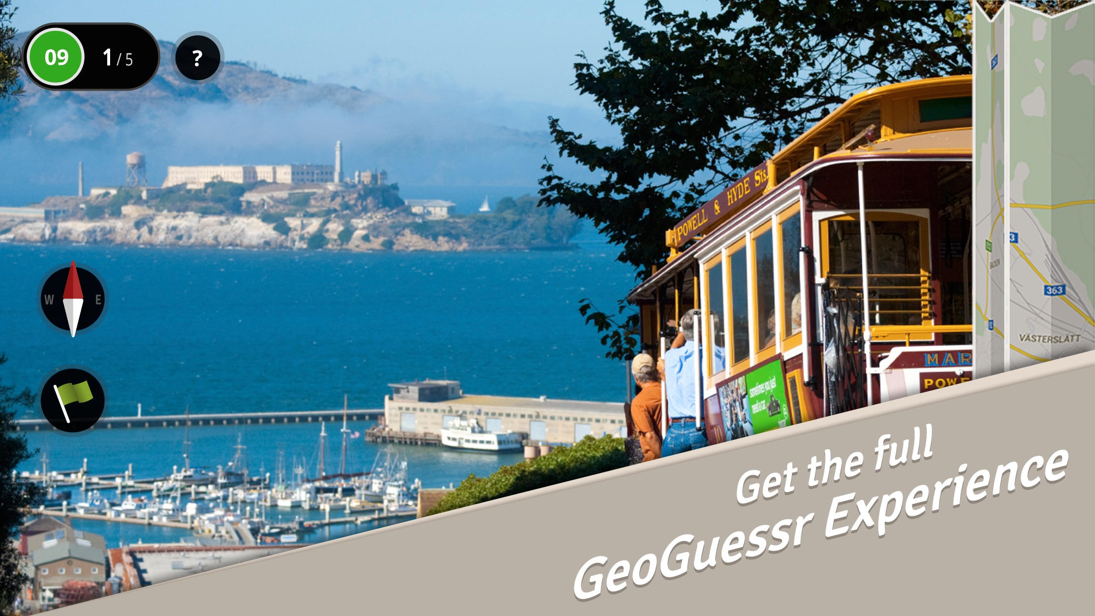 GeoGuessr - Let's explore the world! Screenshot