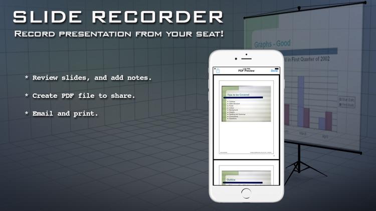 Slide Recorder screenshot-3