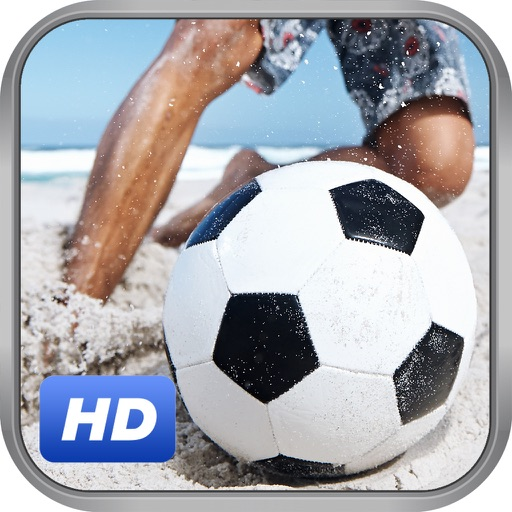 Play Beach Soccer Match - A real football tournament on world popular beaches 2015