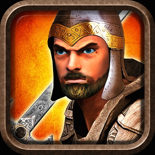 King Arthur : Templar Knights Castle Raid iOS App