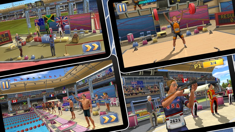 Athletics 2: Summer Sports - Free