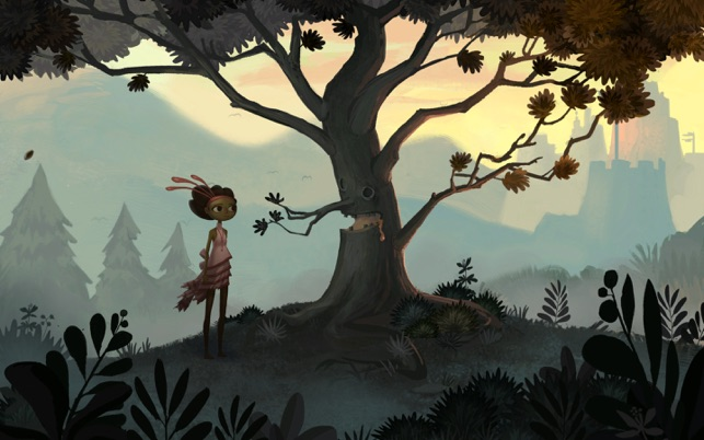 Broken Age Screenshot