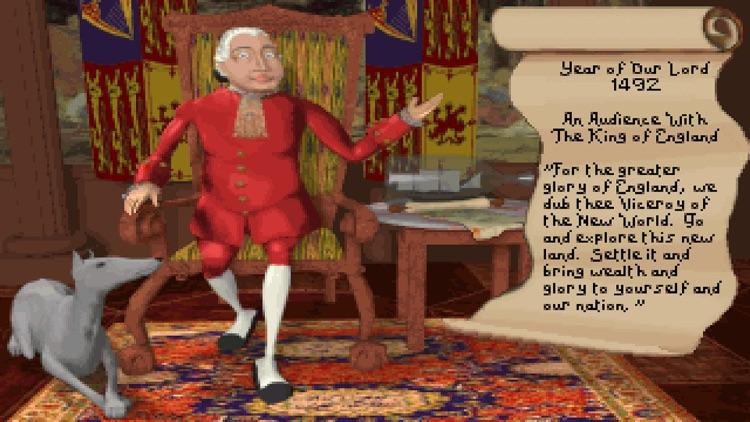 Sid Meier's Colonization screenshot-4