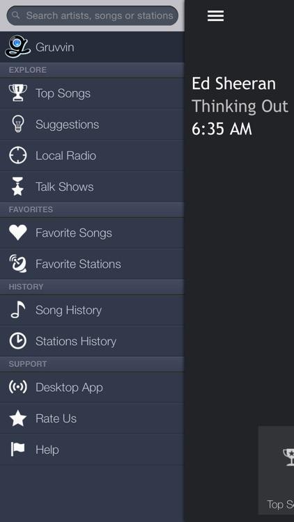 Gruvvin screenshot-4