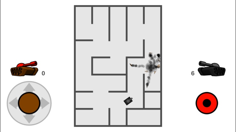 TankTrouble - Mobile Mayhem screenshot-3