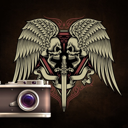 TattooGram - Tattoos on your photo iOS App