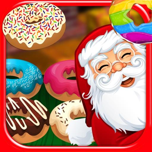 Christmas Donut Salon - Santa's Bakery & Donuts Shop FREE