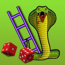 Frog And Snakes Ladder - chutes and ladders