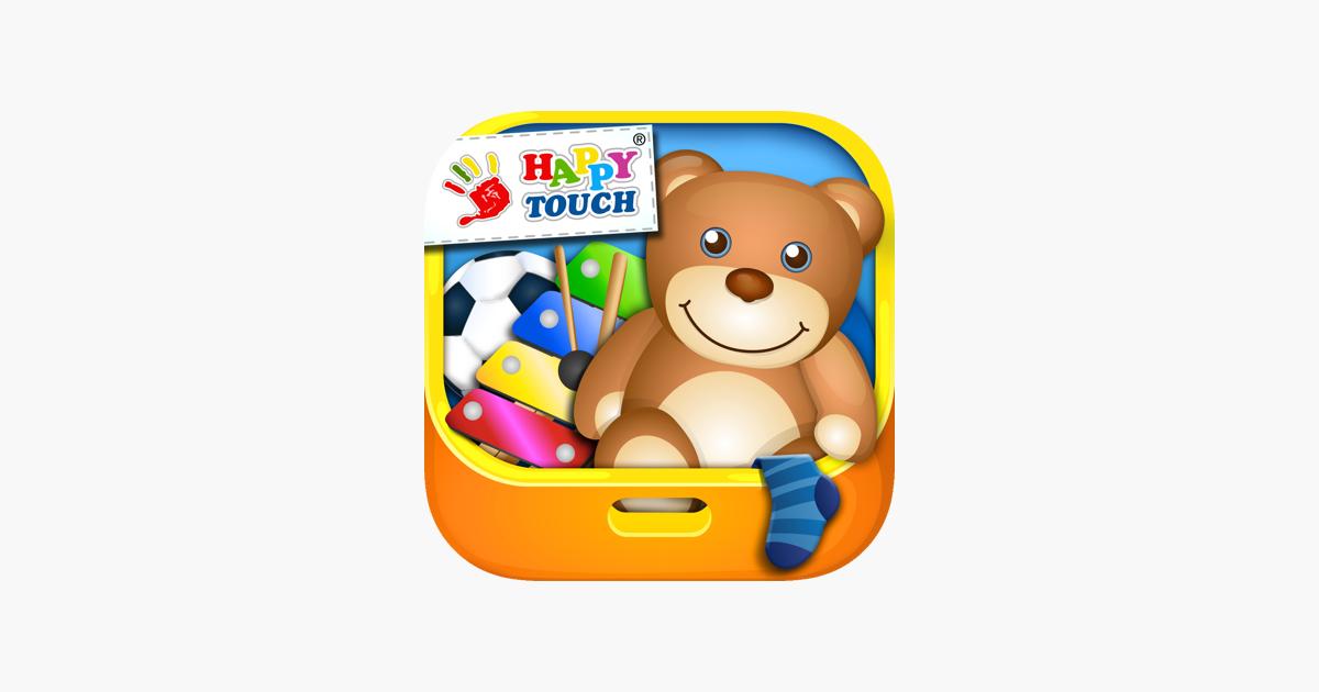 Aufr um spiel alle kinder k nnen aufr umen lernen von happy touch kinderspiele gratis - Kinderapps gratis ...