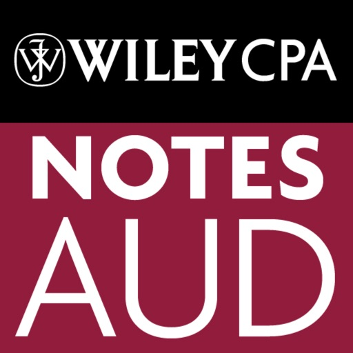 AUD Notes - Wiley CPA Exam Review Focus Notes On-the-Go: Auditing and Attestation