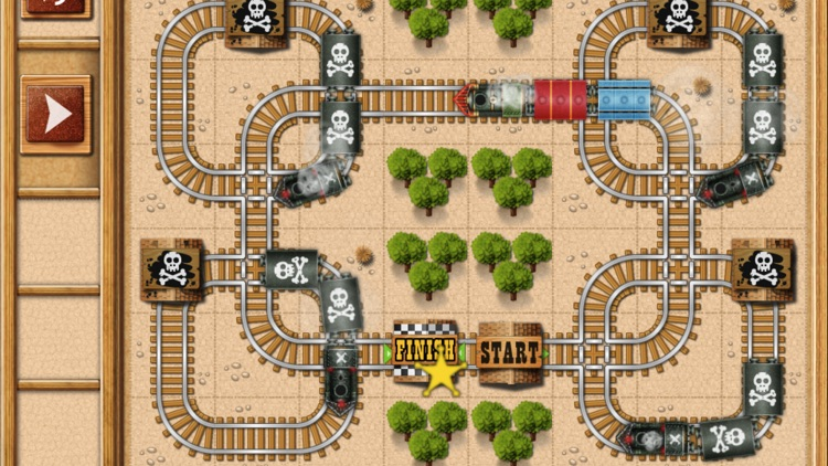Rail Maze : Train Puzzler screenshot-4