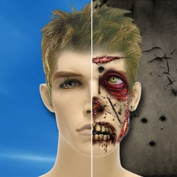Zombie Me Creepy Photo Effects Editor