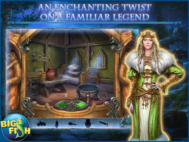 Living Legends: Wrath of the Beast HD - A Magical Hidden Object Adventure