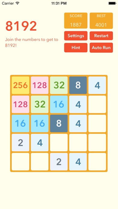 2048 Plus+ - Strategy Number Puzzle Game Pro