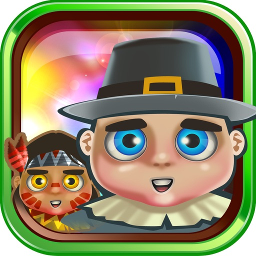 Thanksgiving Match 3 Fall Puzzle Game FREE