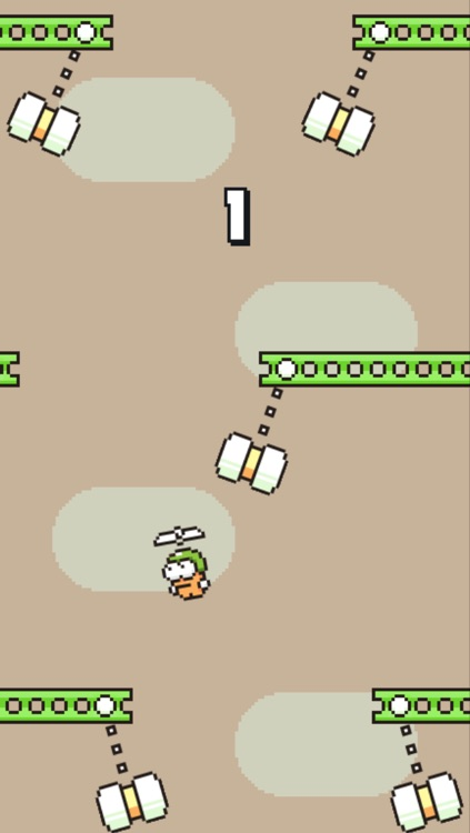 Swing Copters screenshot-2