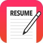 Resume Mobile Pro - design & share professional PDF resume on the go icon