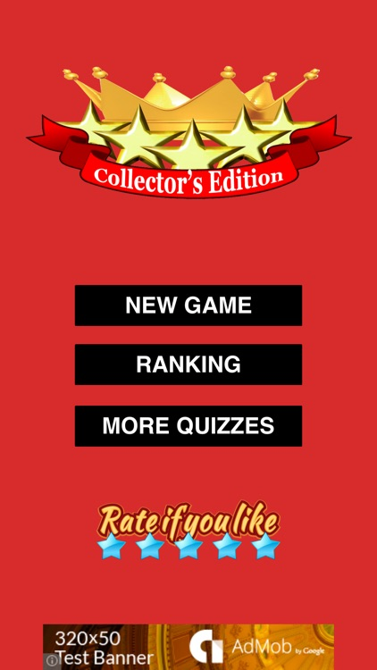 Trivia for the Star Wars series - Super Fan Quiz for Star Wars - Collector's Edition