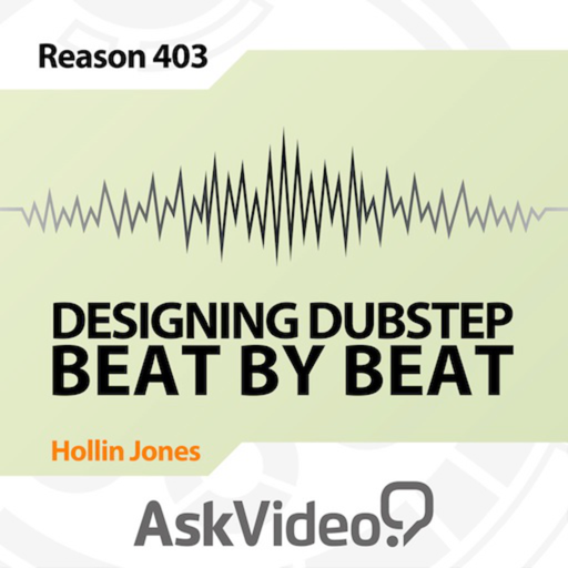Dubstep Design Course For Reason