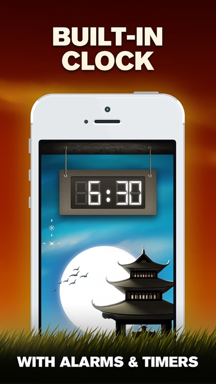 Relax Melodies Oriental Meditation Premium: White noise & sleep zen sounds for relaxation, yoga and health screenshot-4