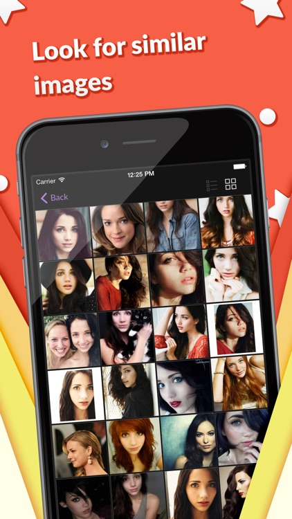 Img Search - find people, image, person social profile or place by photo screenshot-3