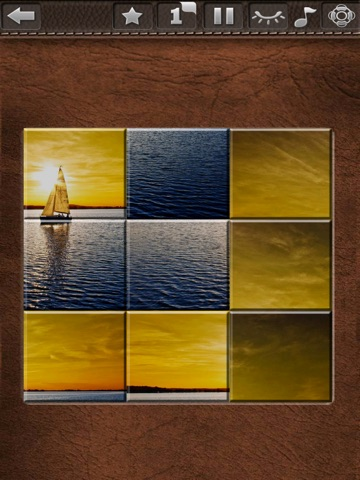 Puzzle 15 - Swap, swap & swap-ipad-4