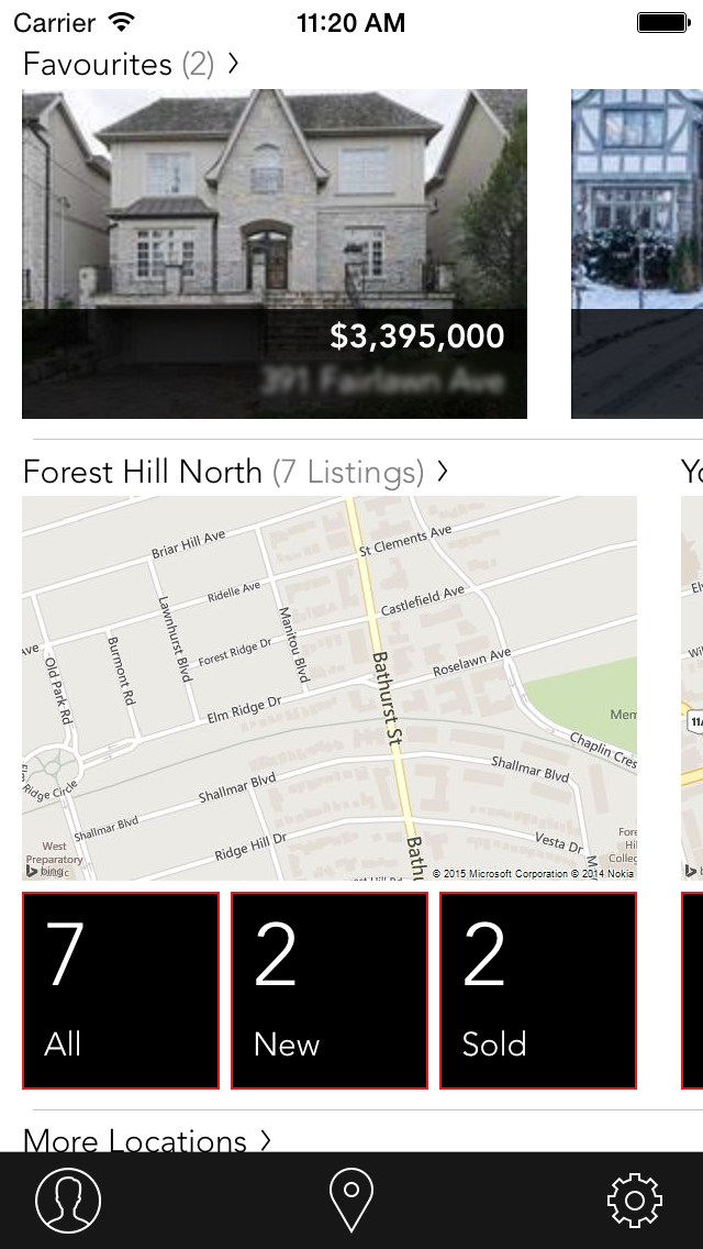 Forest Hill Real Estate Inc. screenshot one