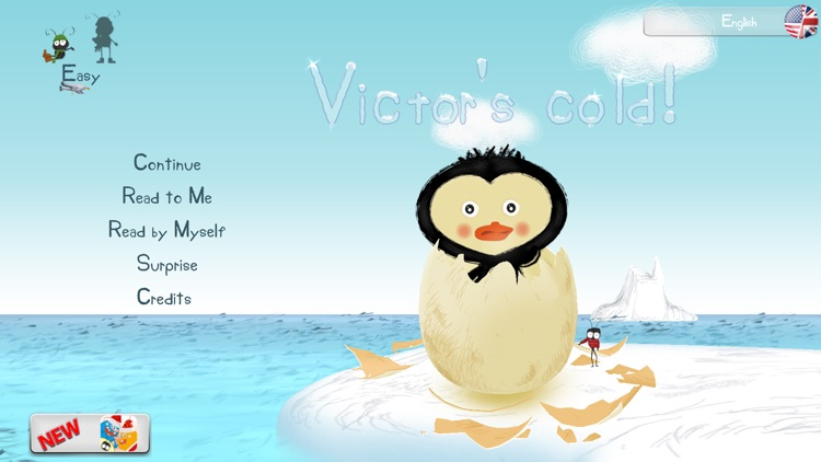 Victor's cold! Free screenshot-0