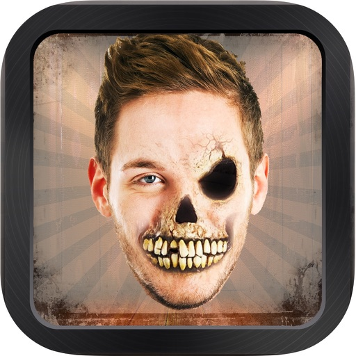 ZombieFaced Pro Edition -The Scary Zombie & Horror FX Face Booth