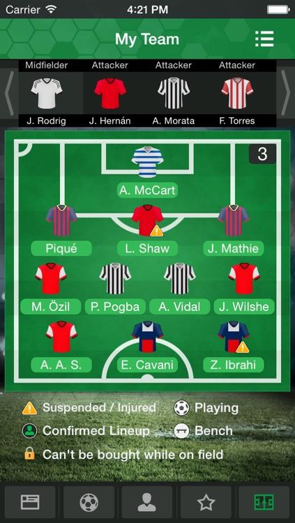 Matchday Fantasy Football