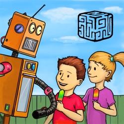 Hanna & Henri - The Robot