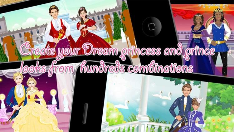 Dress Up - Princess screenshot-4