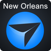 New Orleans Airport + Flight Tracker MSY Louis Armstrong