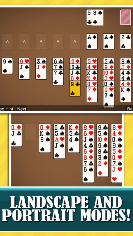 Forty thieves solitaire free download and software reviews.