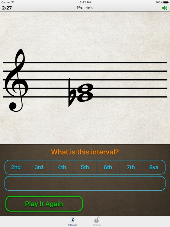Music Theory Intervals screenshot-0