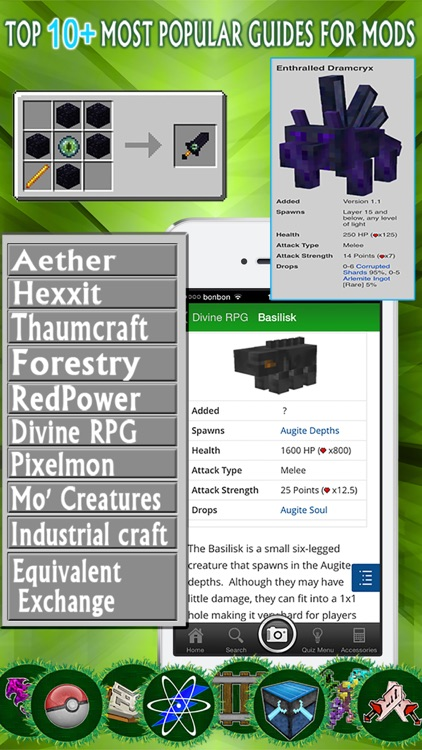 Crafting Mods for Minecraft