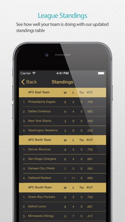 New Orleans Football Alarm Pro screenshot-3