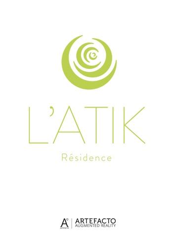 L'ATIK RÉSIDENCE-ipad-0